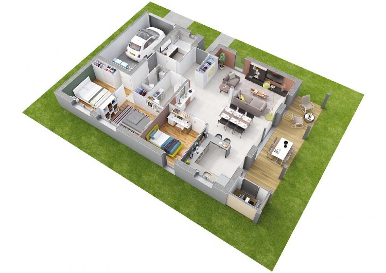 Annonce vente maison gresy sur aix for Vente maison gresy sur aix