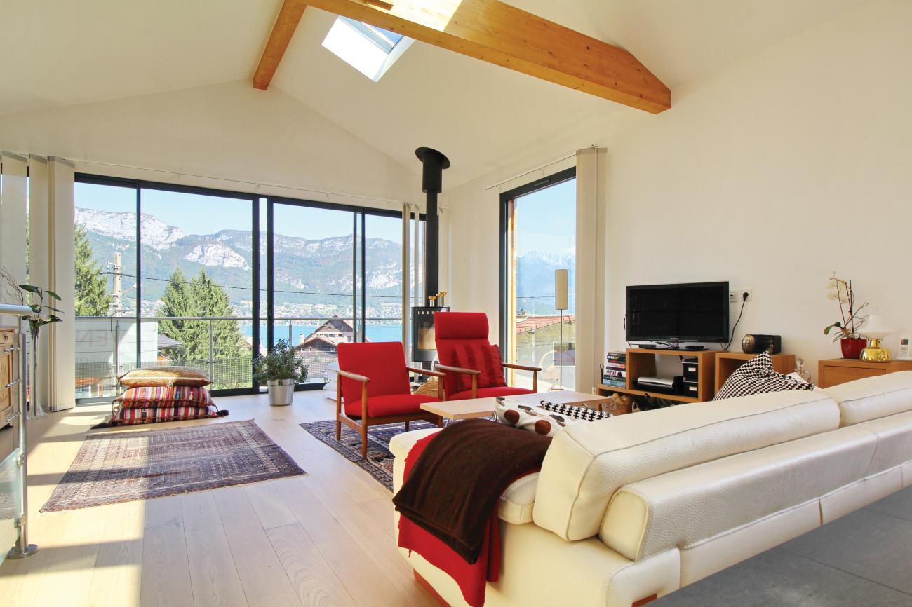 Annonce vente maison sevrier for Maison moderne 74000